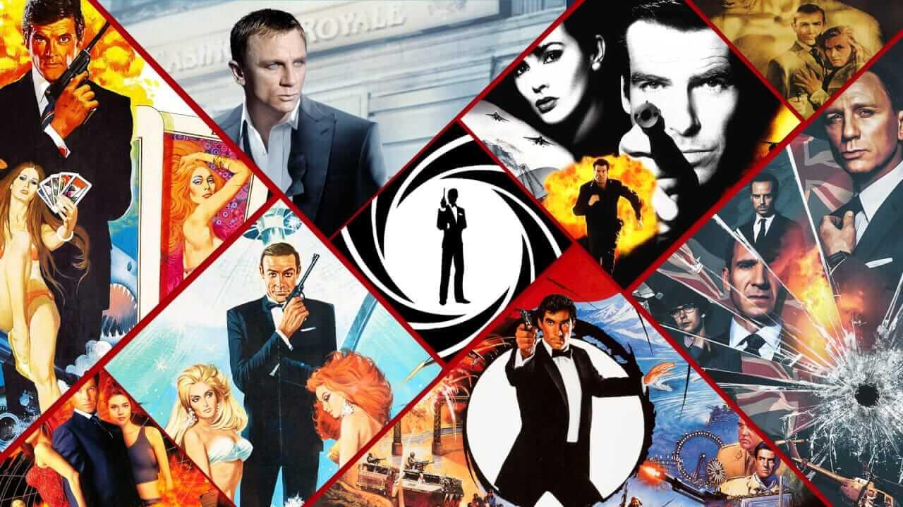 Top 10 James Bond Movies - Lebeau's Le Blog