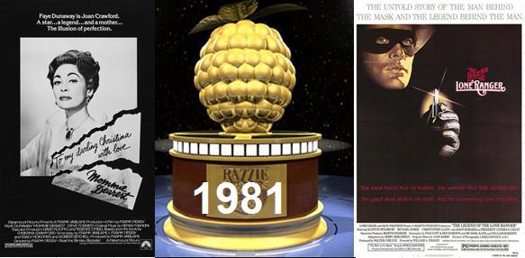 Golden Raspberry Awards: 1988 - Lebeaus Le Blog