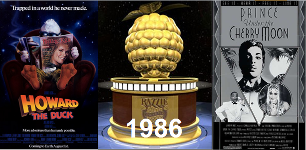Golden Raspberry Awards: 1990 - Lebeaus Le Blog