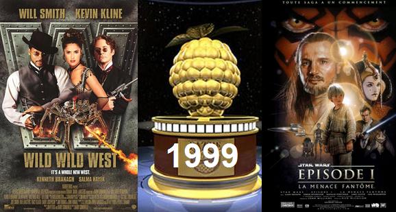 Golden Raspberry Awards: 1997 - Lebeaus Le Blog
