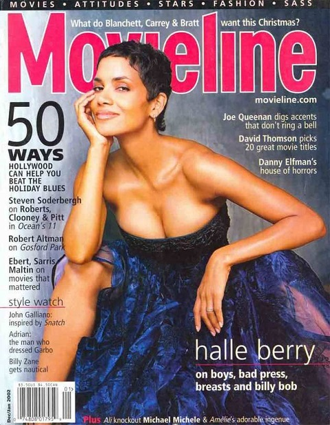 Halle Berry: GLORY, GLORY, HALLE-LUJAH - Lebeaus Le Blog