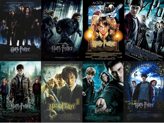 Readers Re Rank The Harry Potter Movies Lebeau S Le Blog