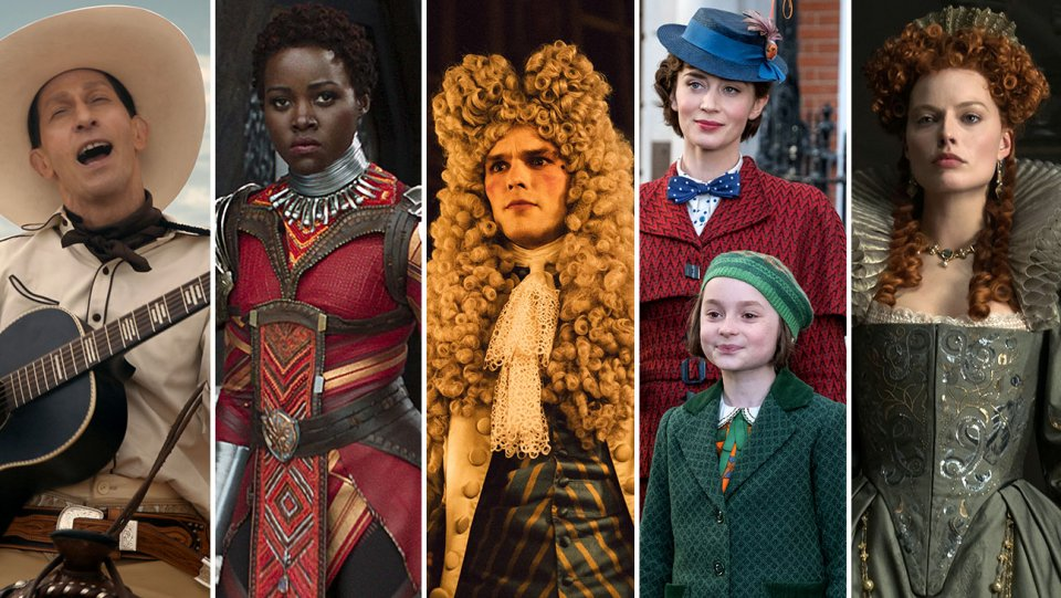 Best Costume Design Nominees 91st Academy Awards Lebeau S Le Blog