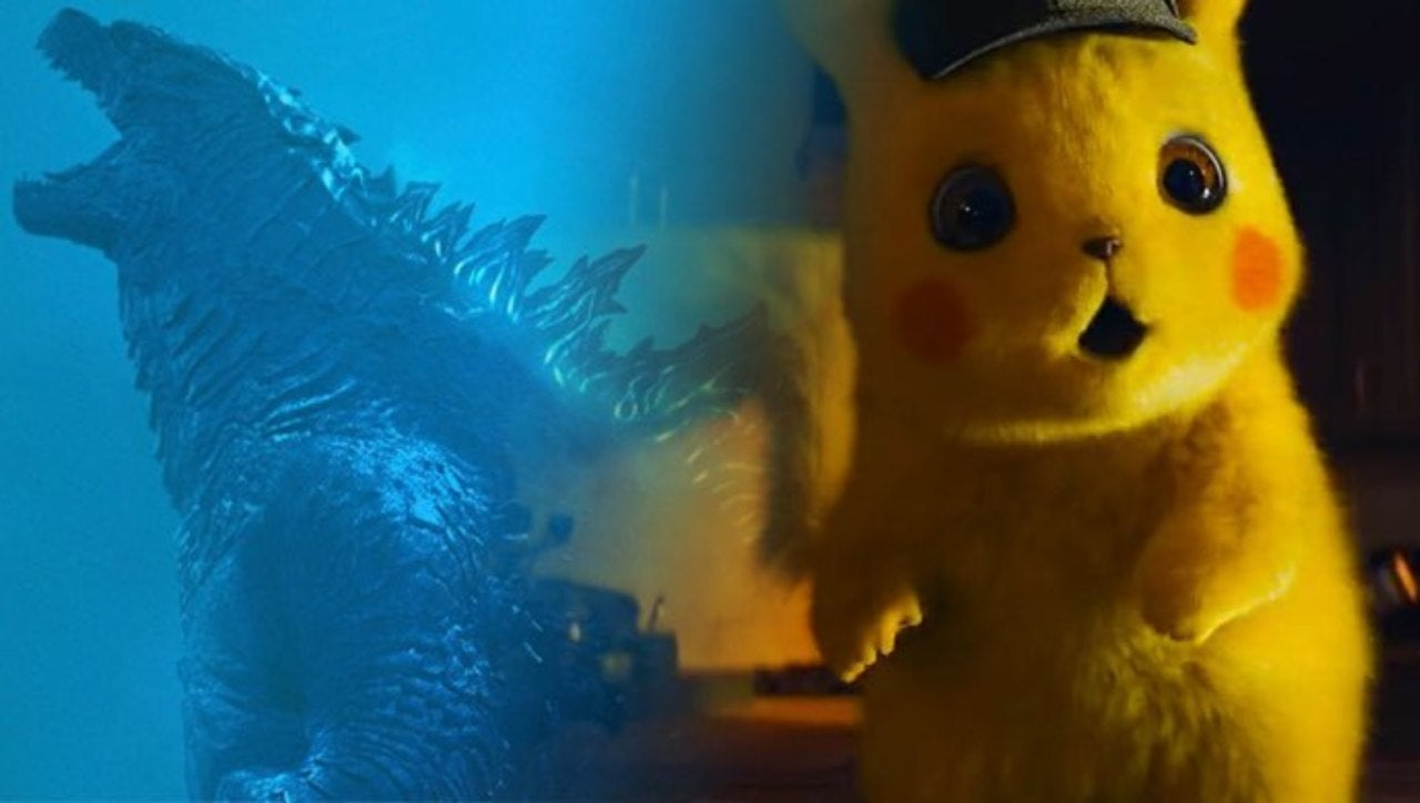 Why D It Bomb Godzilla King Of The Monsters And Pokemon Detective Pikachu 2019 Lebeau S Le Blog