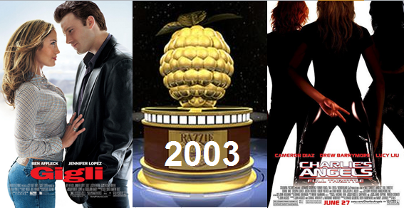 Golden Raspberry Awards: 1994 - Lebeaus Le Blog